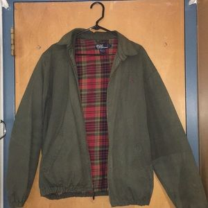 Polo by Ralph Lauren Olive Green Jacket